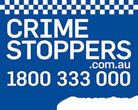 Crime Stoppers Queensland Logo