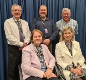 Directors of Crime Stoppers Queensland