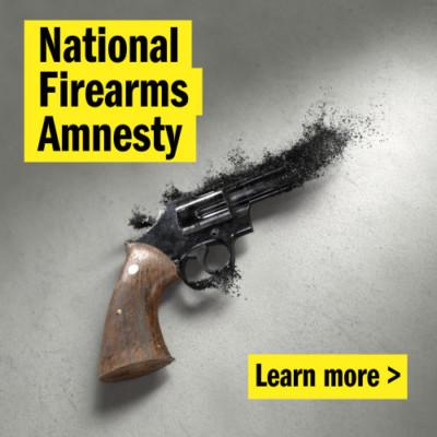 National Firearms Amnesty
